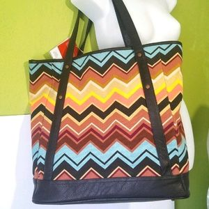 Missoni For Target Canvas Tote Bag 2019 Co…